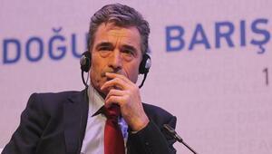 Numan Kurtulmuş ve Rasmussen Gaziantepte Ortadoğuyu konuştu