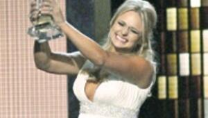 Miranda'ya ödül yağdı