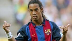 Barcelonanın Sırrı Ronaldinho