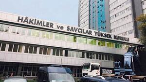 HSYK el koydu: Dinleme kararlarını veren 54 hakim ve savcıya soruşturma izni