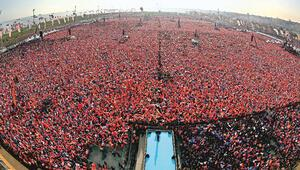 İstanbul artık Türkiye demek