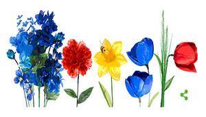 İlkbahar Ekinoksu nedir | Googledan nevruz doodleı