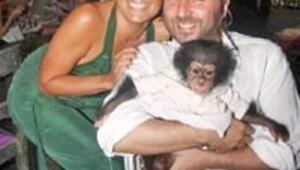 Maymunla poz