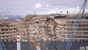 Concordia'yı doğrultma operasyonu başarı ile tamamlandı