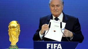 Sepp Blattere büyük suçlama FBI yolsuzluktan soruşturuyor