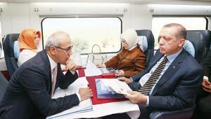 Hızlı tren, yüksek güvenlik