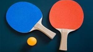Masa tenisinde altın madalya Çinin