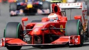 Ferrari ve Buz Adam nihayet