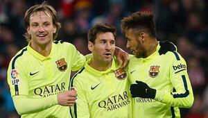 Messi, Ronaldo ile farkı kapattı