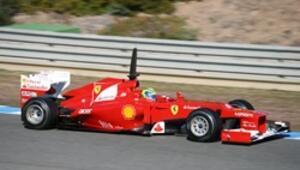 Bianchi ve Rigon kokpite