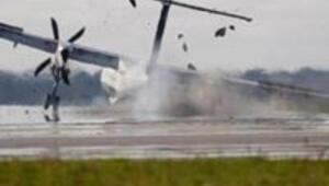 Pilotlar şakalaşırken kaza yapmış