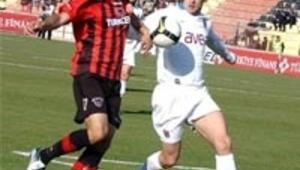 Gaziantepspor: 3 Trabzonspor: 2