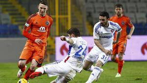 İstanbul Başakşehir 2 - 2 Kardemir Karabükspor