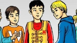 Çocuklar Herotürk ile tanışacak
