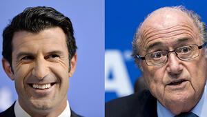 Figo, FIFA başkanlığına aday oldu