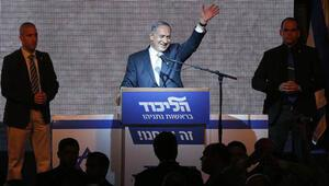 İsrailde zafer Netanyahunun oldu