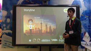 Öğrenciler t-MBA Dijital'i İngiltere'de tanıttı