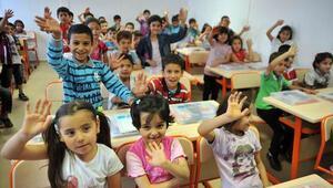 Suriyeli öğrencilere eğitim merkezi