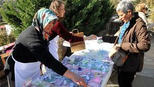 Somalı kadınlardan Kömür İsi Değil Sabun Misi