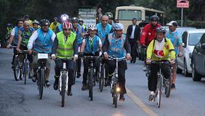 Bisikletle Boğaz keyfi
