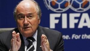 Gençlerbirliğine Blatter teşekkürü