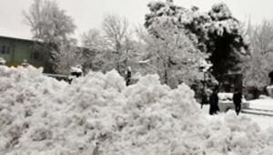 Kar, sağanak ve fırtına uyarısı