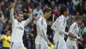 Real Madrid farkı korudu