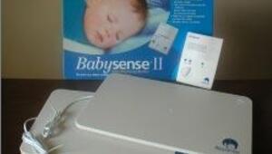 Bebekler için solunum monitörü