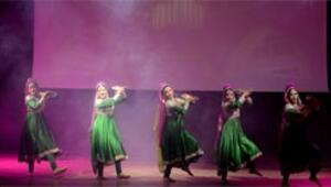 Ankara'da Bollywood ritimleri