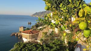 Campania'da dinozorun gerdanı limon kokar