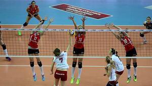 Vakıfbank 3 - 1 Galatasaray Daikin