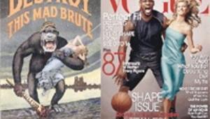 Vogueaya ırkçılık suçlaması