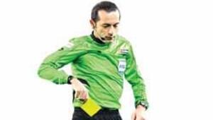 Porto-M.City maçı Cüneyt Çakır'ın