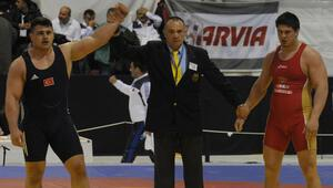 Kayaalp Avrupa şampiyonu oldu