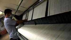 Tekstil sektöründe büyük grev