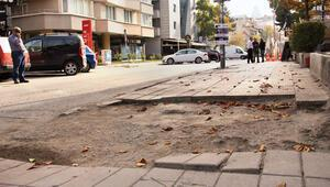 Kırık dökük kaldırımlar Başkent'e yakışmıyor