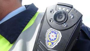 Yaka kamerası uygulamasına Karsta da başlandı