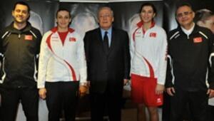 Olimpiyatlarda olmak Türkiyenin rüyası