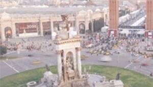 Mobil yaşam bu kez Barselona'da canlandı