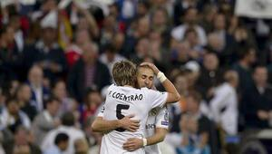 Real Madrid 1 - 0 Bayern Münih
