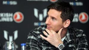 Yine Messi yine kriz