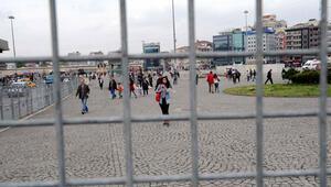 İçişleri Bakanı Öztürkten Taksim açıklaması