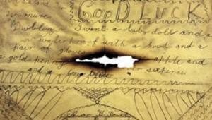 Noel Babaya yazılmış 100 yıllık mektup bulundu