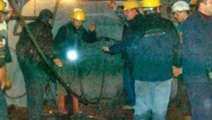 Bursada madende göçük