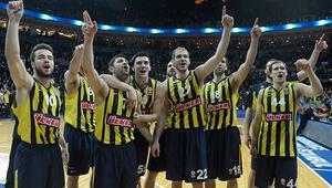 Fenerbahçe Ülker 78- 74 Olympiakos