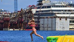 Costa Concordia yeniden yüzecek