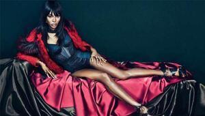 Naomi isyanda: Onlar da model mi