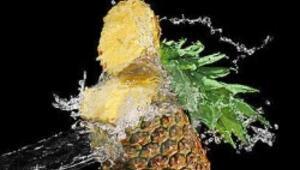 """Bağırsak tıkanıklıklarına """"ananas suyu"""" tedavisi"""