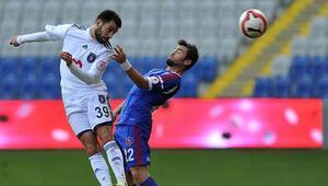 İstanbul Başakşehir 1 - 2 Kardemir Karabükspor