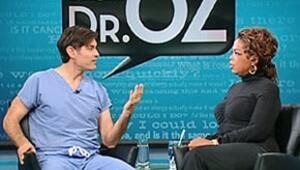 Dr. Öz ve Oprah Winfreyden dava